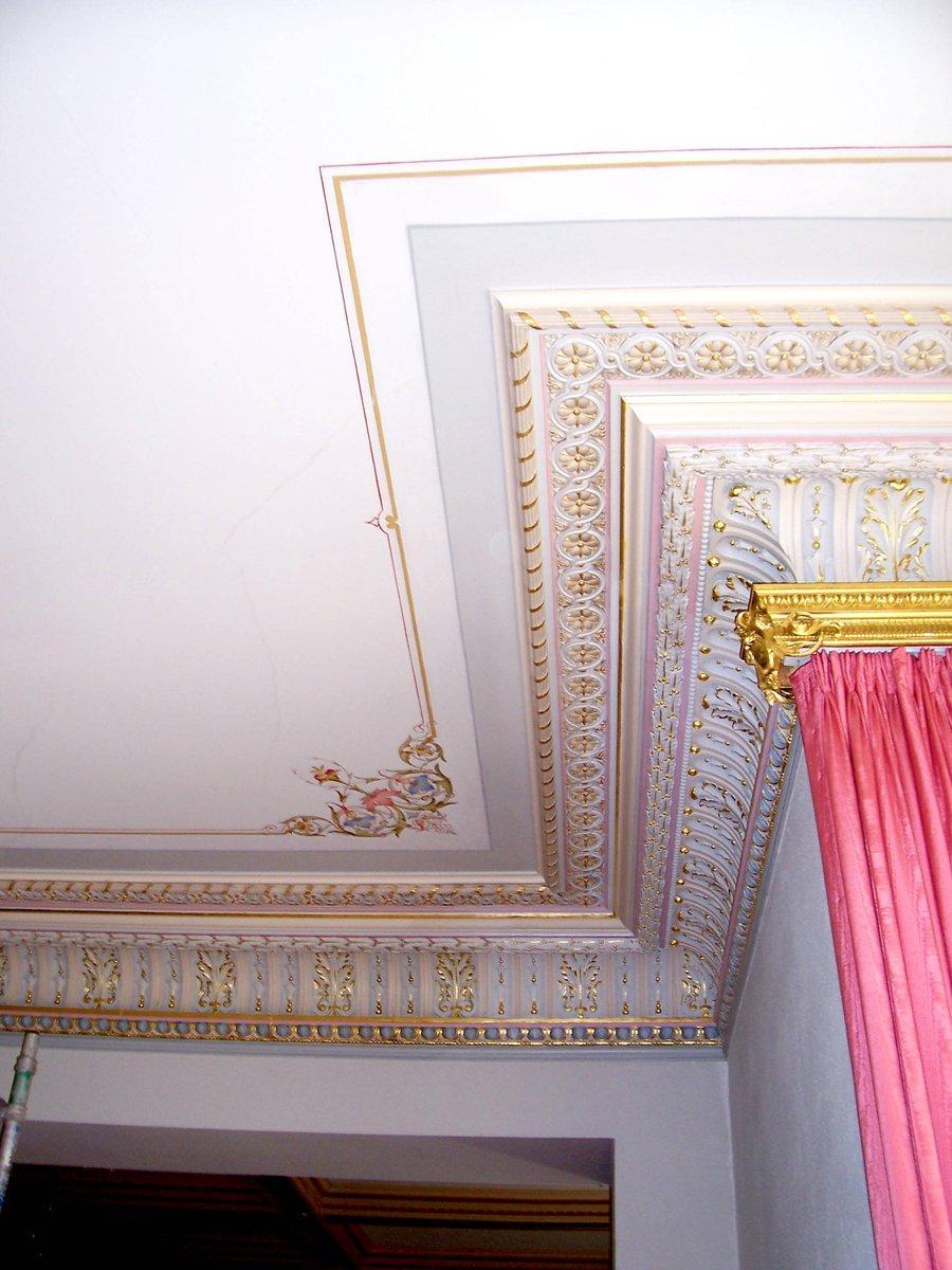 Image details: Restored Victorian Cornice