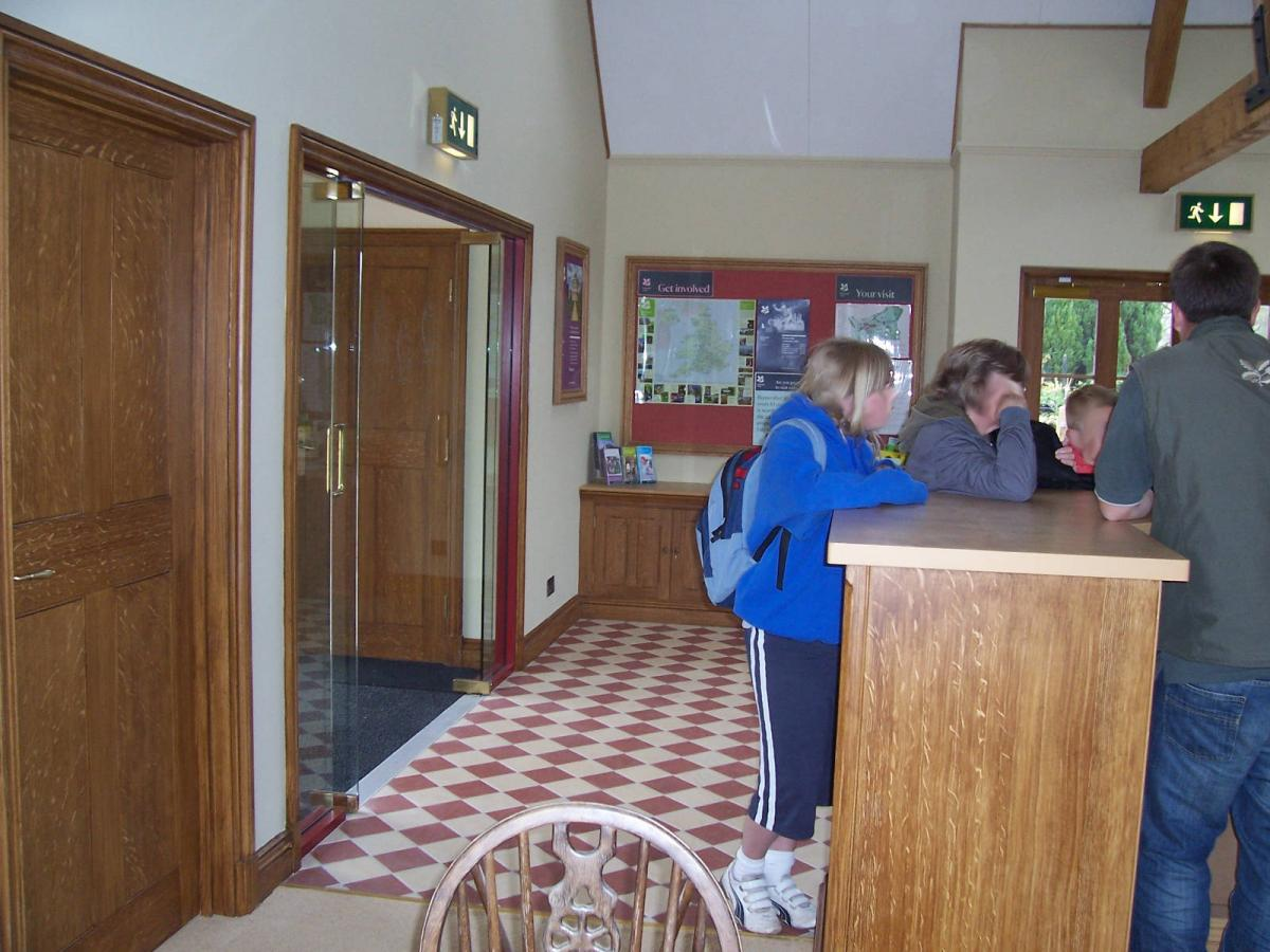 Image details: Oak wood graining of soft wood doors